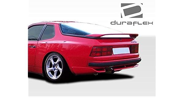 Amazon.com: 1977-1988 Porsche 924 Duraflex Turbo 944 Look Rear Diffuser - 2 Piece: Automotive