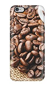 Estebanrivera-11 Snap On Hard Case Cover Green Coffee Bean Max Protector For Iphone 6 Plus