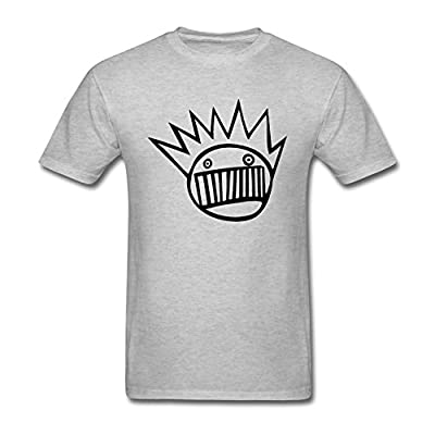 OMMIIY Men's Ween Pirate Logo T-Shirt
