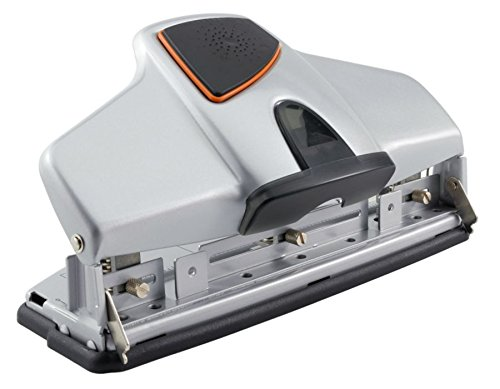 - Office Depot Adjustable 3-Hole Punch, 32-Sheet Capacity, Silver, 275959CA