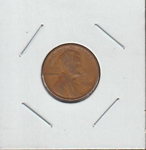 1910 Lincoln Wheat (1909-1958) Penny Fine