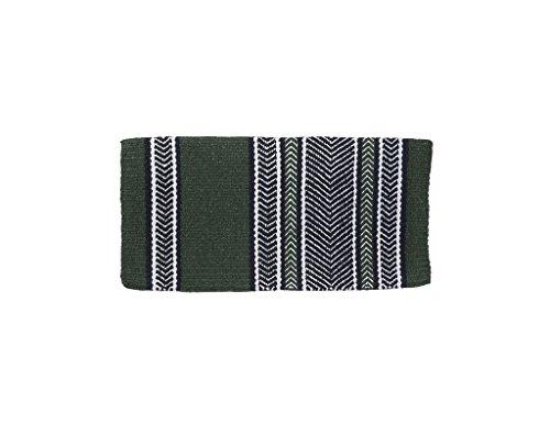 Tough-1 Shoshone Saddle Blanket Green
