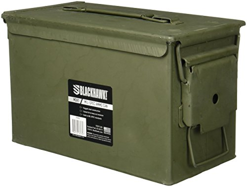 *BLACKHAWK! 50 Cal 970032 EMPTY AMMUNITION CANISTER