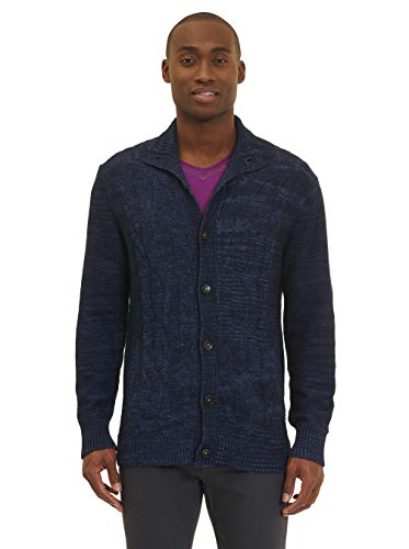 Robert Graham Shuttle Sweater Jacket Navy XLarge from Robert Graham