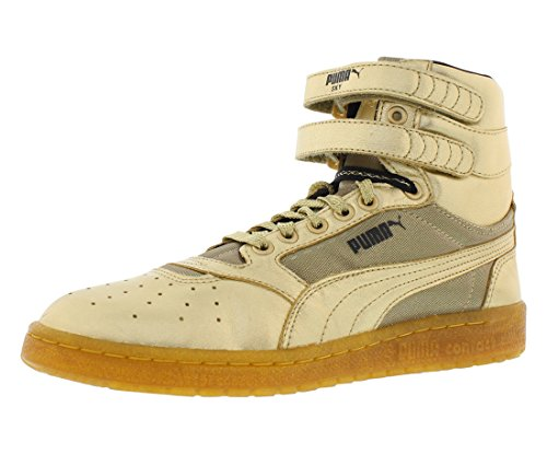 PUMA Women's Sky II HI Metallic Sneaker, Metallic/Gold, 6 B US
