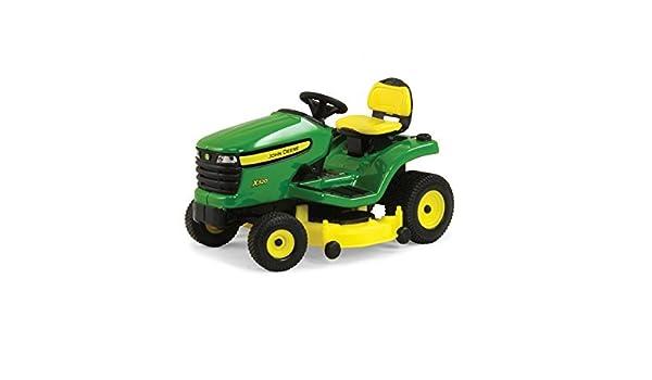 John Deere ERTL 1/16 X320 Mower: Amazon.es: Juguetes y juegos