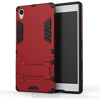 Amazon.com: Xperia Z5 Case, DuroCase ® Hard Case Black for ...