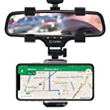 Cellet Vehicle Rear View Mirror Phone Holder Mount