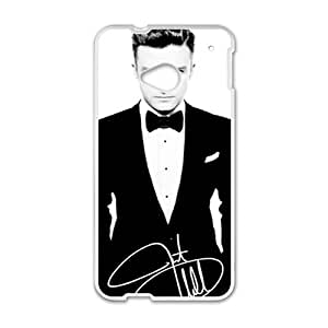 Justin timberlake suit and tie Phone Case for HTC One M7