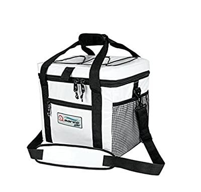Igloo Marine Ultra 24 Can Square Cooler - White Travel Cooler NEW