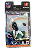 McFarlane Toys NFL Sports Picks Series 24 Action Figure Robbie Gould (Chicago Bears) Dark Blue Jersey Bronze Collector Level Chase