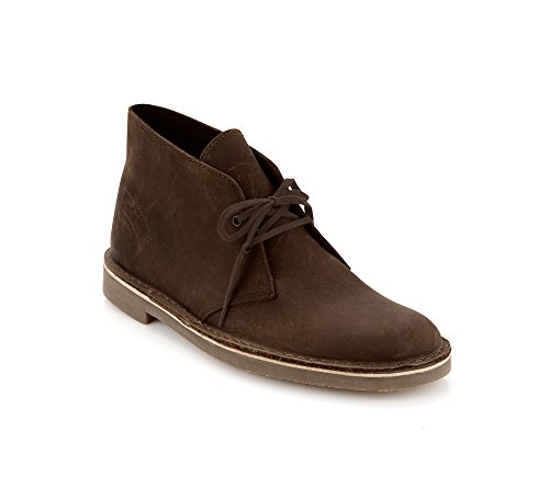 Clarks Mens Bushacre 2 Chukka Boot Brown 7XnZ8UREe