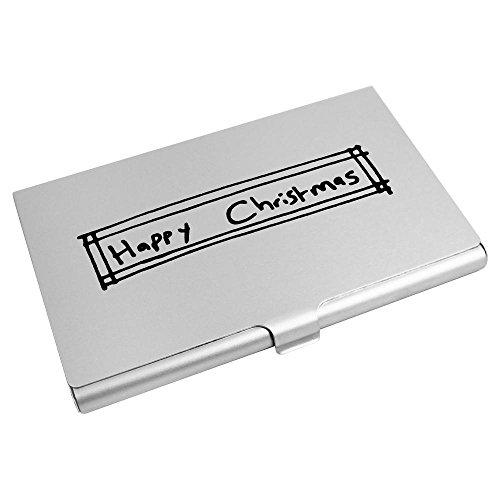 CH00002650 Credit Holder Card Christmas' Card Azeeda 'Happy Business Wallet 164M4q8