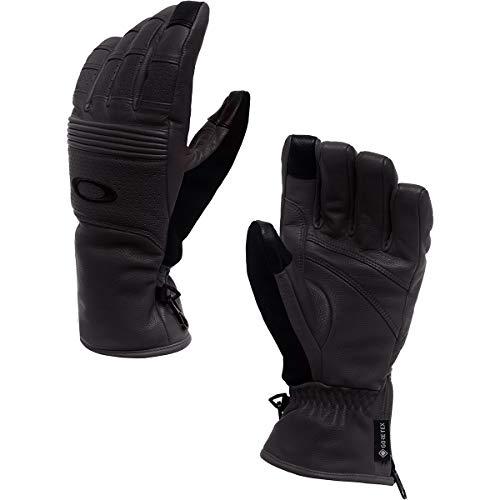 Oakley Silverado Gore-Tex Men's Snowboarding Gloves - Blackout/Medium (Oakley Snowboarding Gloves)