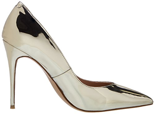 Aldo Aleani, Zapatos de Tacón para Mujer Dorado (Gold 82)