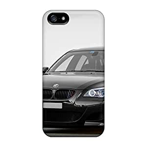 Perfect Cell-phone Hard Cover For Apple Iphone 5/5s With Unique Design Vivid Bmw M5 E60 Pattern 88bestcase