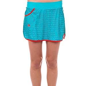 adidas Performance Response Climalite Womens Tennis Skort - Green 4-6 XS