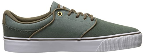 Dc Mens Mikey Taylor Vulc Mikey Taylor Handtekening Skate Shoe Olive