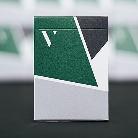 b125a4f7ca4b60 SOLOMAGIA Mazzo di Carte Virtuoso FW17 Playing Cards - Mazzi di Carte da  Gioco - Giochi
