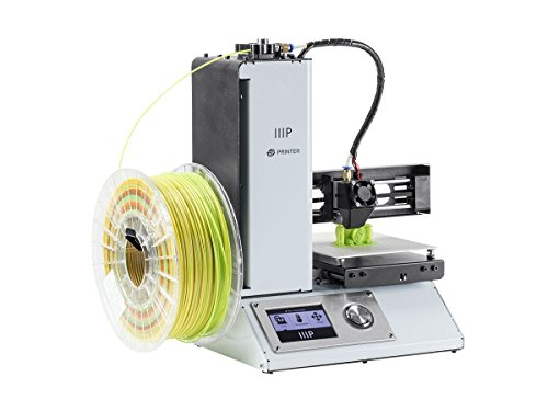 Monoprice Select Mini 3D Printer with Heated Build Plate, Includes Micro SD...