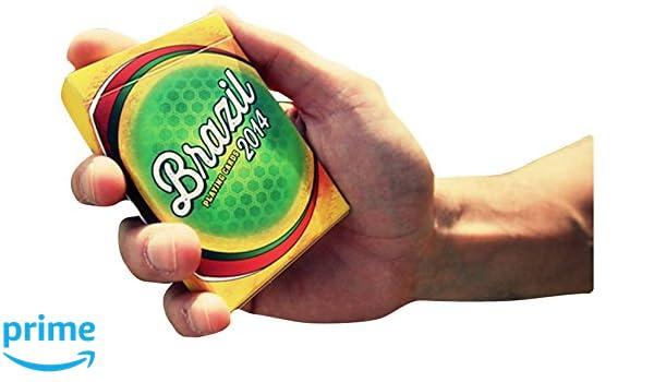Baraja Brazil 2014: Amazon.es: Juguetes y juegos