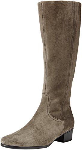 Gabor Shoes 55.608, Botas Altas Mujer Gris (Lupo 10)