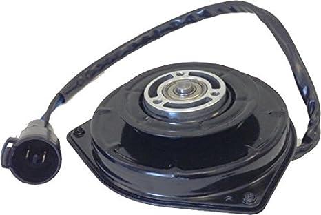 Amazon Com Well Auto Condenser Fan Motor 83 91 Toyota Camry 88 97