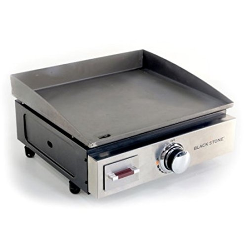 Gas Griddle Table ~ Smooth table top gas griddle
