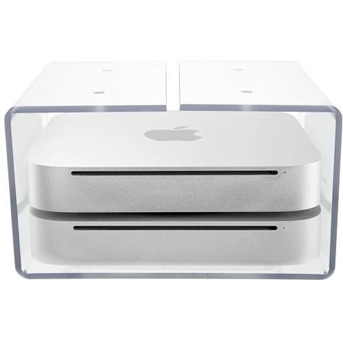 NewerTech NuShelf Dual Mount For 2010 2011 2012 To Current Mac mini and Mac mini Model NWTMINIS2MM10
