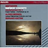 """Beethoven: Piano Concerto No. 5 """"Emperor"""" / Choral Fantasy"""