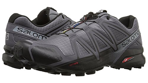 Salomon Men's Speedcross 4 Trail Runner, Dark Cloud, 7.5 M US by Salomon (Image #12)