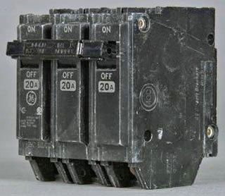 Ge Circuit Breaker 50 Amp - 9