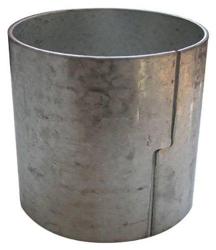 Jetex distanziatore di scarico universale/riduttore 6, 3 cm/63.5 mm –  5, 7 cm/57 mm in acciaio dolce (UA63 –  57) 3cm/63.5mm-5 7cm/57mm in acciaio dolce (UA63-57) 26440