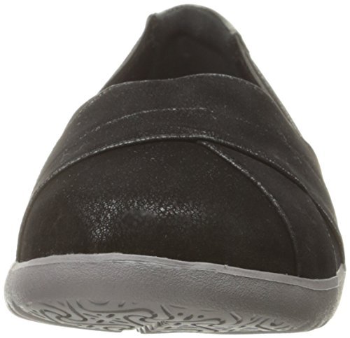 Rockport Kvinners Emalyn Slip-on Flat Svart