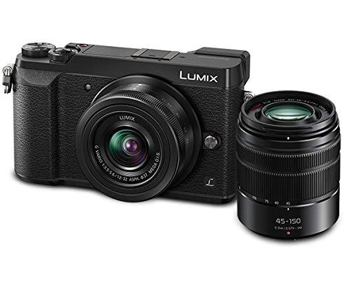 Panasonic LUMIX GX85 4K Mirrorless Kit, 12-32mm Lens w/G Vario H-FS45150AK Lens + 32GB Acc Kit (2 Lens Kit) by Panasonic (Image #7)