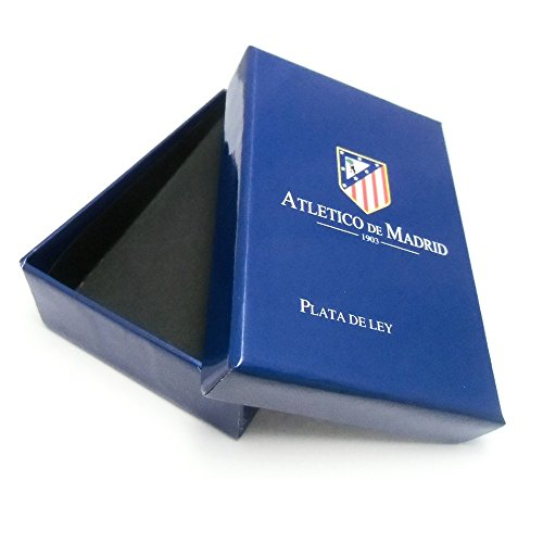 Atletico Madrid plaque de blindage Plata grand or et la livre sterling [7042] - Modèle: 20-007
