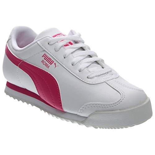 0f79e5dbeb66 PUMA Unisex-Kids' Roma Basic Ps-K Sneaker - Import It All