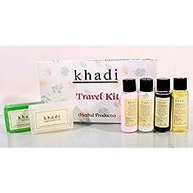 Khadi Herbal Travel Kit