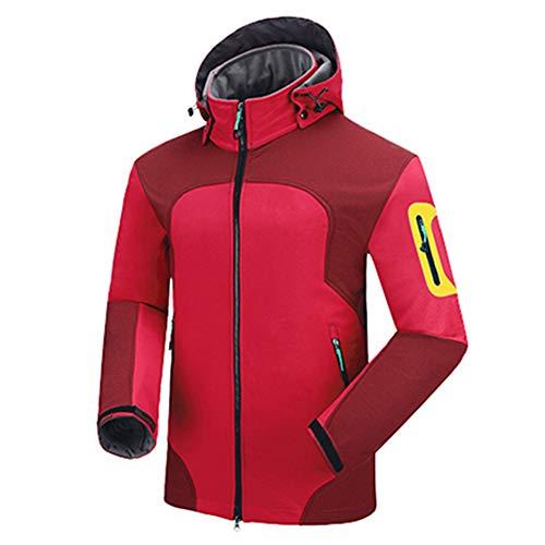 vent Anorak Capuche Blouson Rouge pluie Manteau Sportif Veste Jacket Coupe À Coupe Imperméable Homme Étanche pIpw5qnTZ