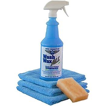 Amazon.com: Meguiar's G3626 Ultimate Waterless Wash & Wax