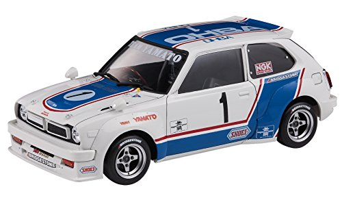 Amazon.com: Hasegawa 20349 Civic SB-1 Team Yamato 1/24 scale kit: Toys & Games