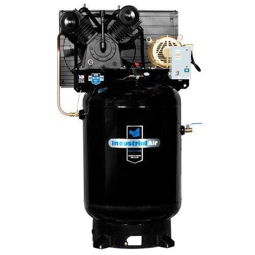Industrial Air IV9969910 10 HP 460V 120 Gallon Baldor Powere