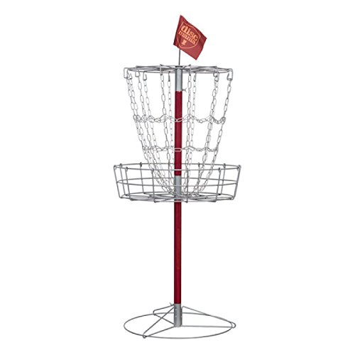Dismania LITE PRO Basket 12 Chain Portable Disc Golf Basket Target by Discmania