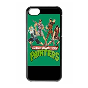 iPhone 5C Phone Case Teenage Mutant Ninja Turtles Gp5781