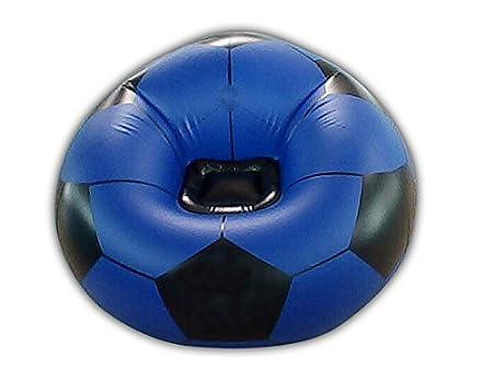 Pelota de fútbol hinchable sofá muebles de sofá inflable ...