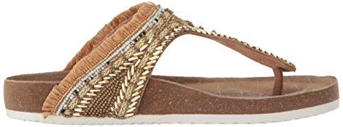 Sam Edelman Dames Olivie 2 Slide Sandaal Naturel / Naturel Multi
