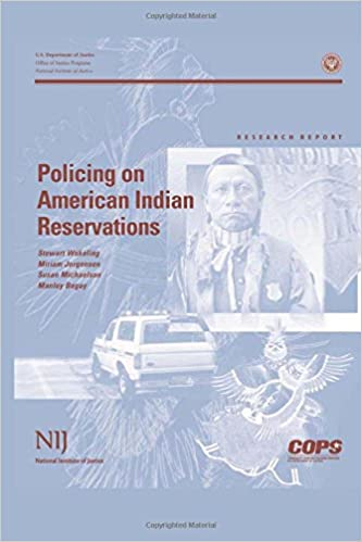Book Policing on American Indian Reservations
