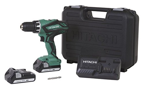 Hitachi DS18DGL 18-Volt 1/2-Inch Lithium-Ion Cordless Drill/Driver (Lifetime Too (item_by#makeamericagreatagain2016 ,ket117222174607020 by itonotry