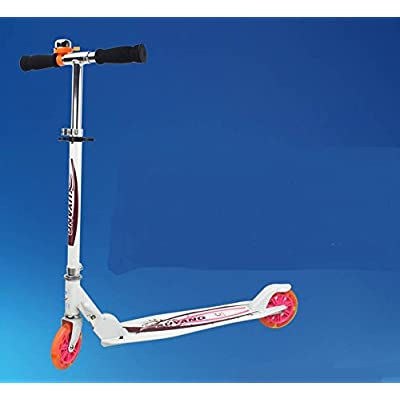 Scooter adulte/ limite Scooter de mobilité de jeunes/Deux roues pliable voyage outils/ voyage artefact-A
