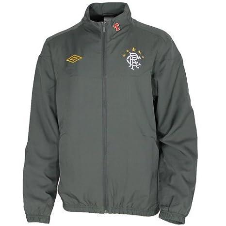 Glasgow Rangers FC chaqueta de presentación Umbro, Mit ...